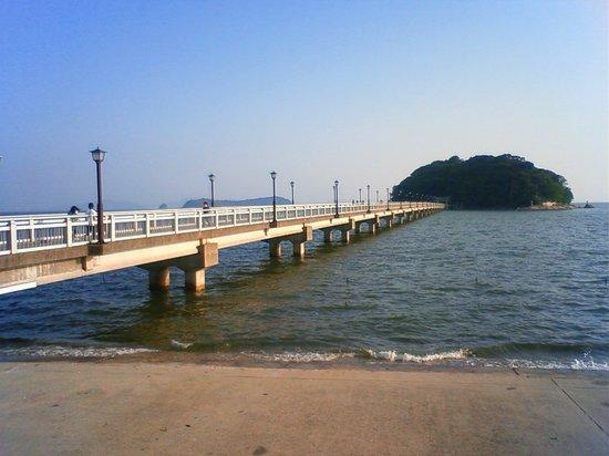Gamagori, Japón: 竹島