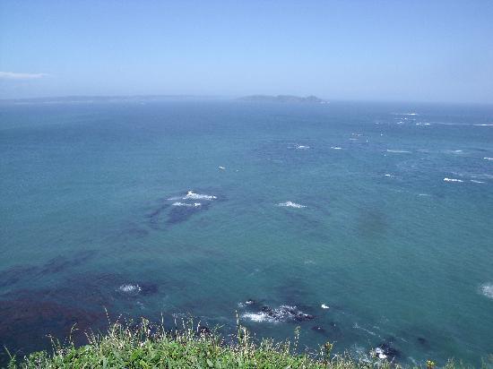 Cape Shireba: ああ、あれに見えるは愛冠岬