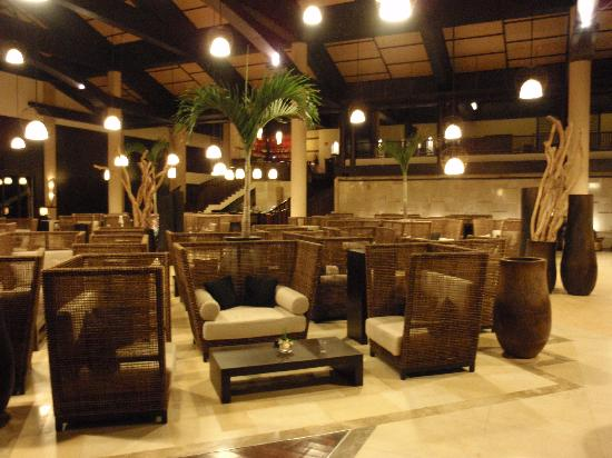 InterContinental Mauritius Resort Balaclava Fort: Reception