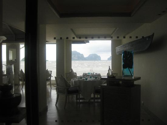 Anantara Si Kao Resort : Acqua restaurant