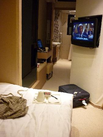 Mingle Place On The Wing: Room Interior