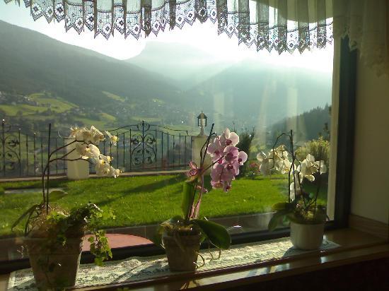 Piciuel Hotel: Vista Dalla Sala Da Pranzo