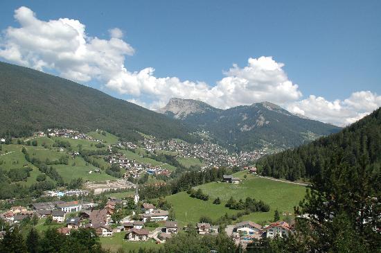 Piciuel Hotel: Vista Dall'Albergo