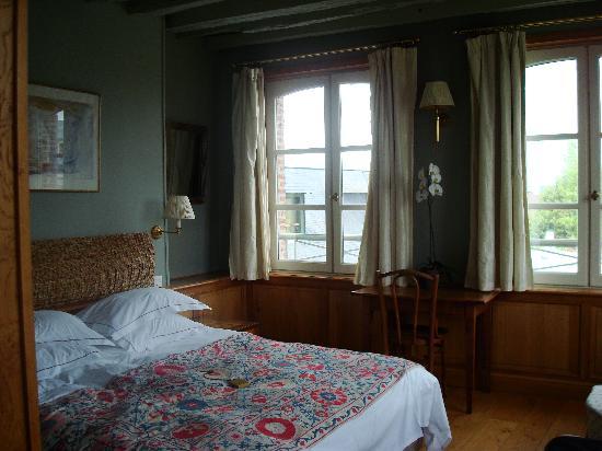 La Maison de Lucie : notre chambre