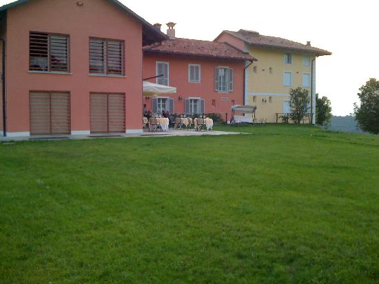 Relais Villa d'Amelia: esterno ristorante