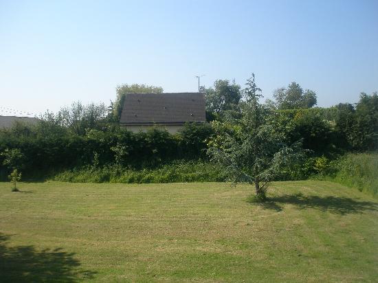 Les Tisserands : Jardin