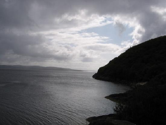 Loch Fyne from Dunivaig B&B