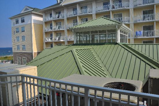 More room view - Picture of Hilton Garden Inn Outer Banks/Kitty Hawk ...