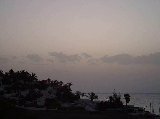 Iberostar Playa Gaviotas: Amanecer desde la terraza