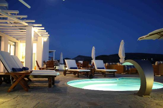 Melian Boutique Hotel Spa Outdoor Area
