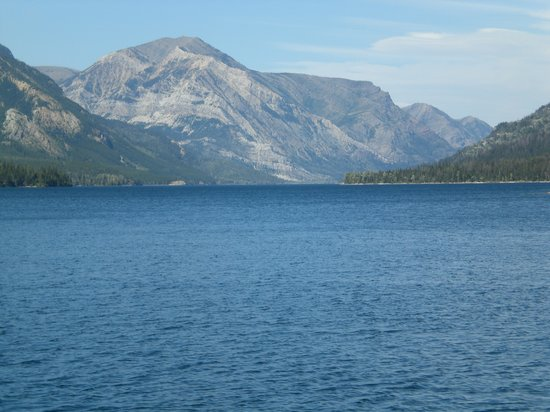 Parque Nacional de los Lagos Waterton, Canadá: Upper Waterton Lake