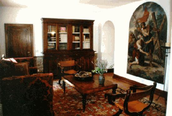 Villa Sant'Andrea: Sitting room