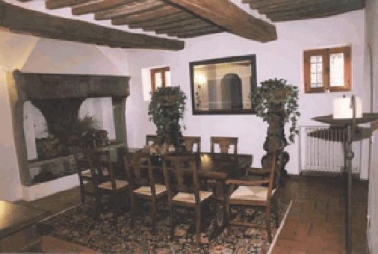 Villa Sant'Andrea: Dinning room