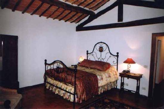 Villa Sant'Andrea: Bedroom