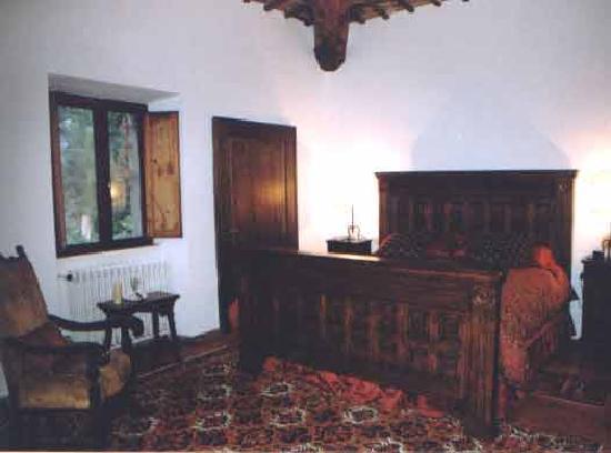 Villa Sant'Andrea: Master bedroom