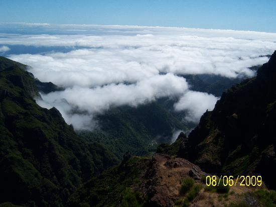 Quinta do Lagar : en allant au Pic du Ruivo