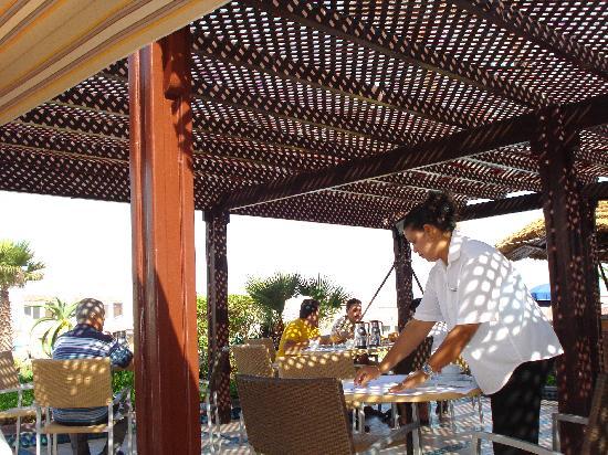 Casablanca Le Lido Thalasso & Spa : Petit dejeuner