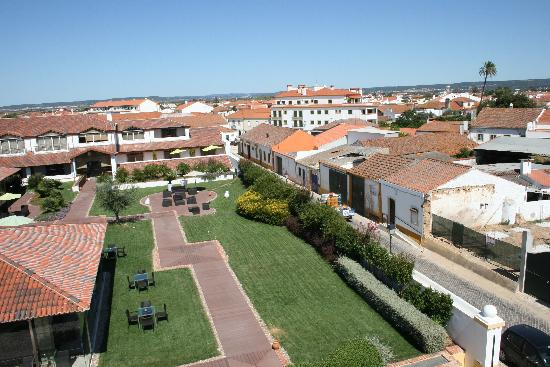 Hotel Lusitano: room view 2