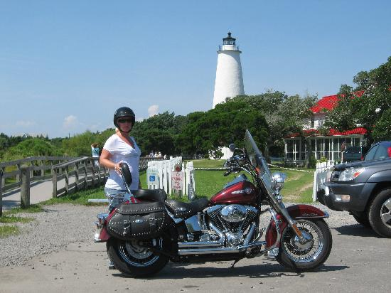 Ocracoke Lighthouse - #3 of the day (and a great ferry ride too!)
