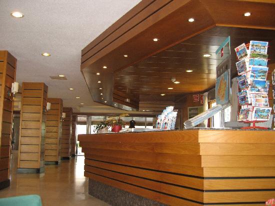 Hotel Riu Playa Park: Reception