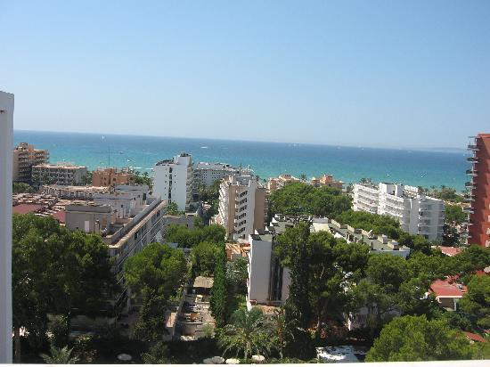 Hotel Riu Playa Park: Blick aus dem Balkon