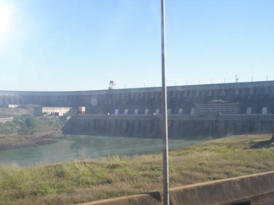 เขื่อนอิไตปู: Itaipú, la más hidroeléctica más grande del mundo