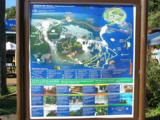 Iguacu National Park: Parque Nacional de Iguazú