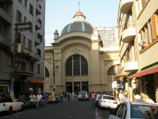 Mercadao - Sao Paulo Municipal Market: Mercado Municipal