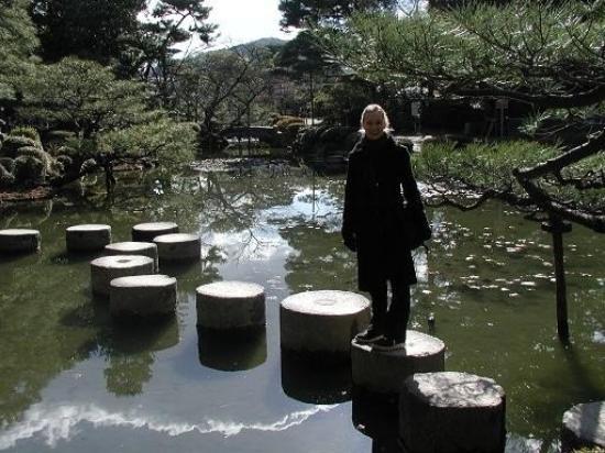 Garden in Kyoto..