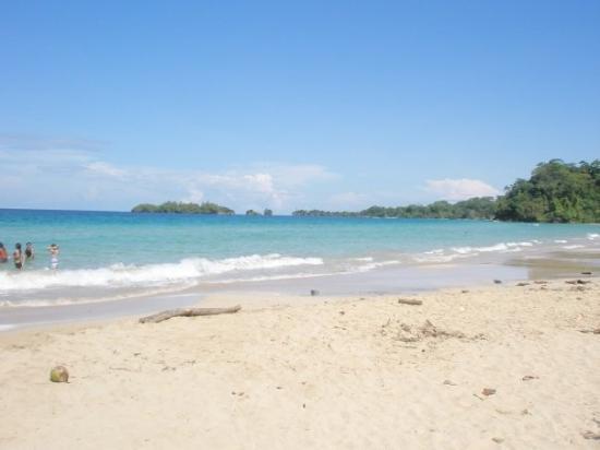 Bocas Town, ปานามา: Playas Ranas Rojas