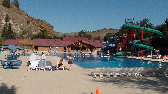 Warm Springs Casino Hotel