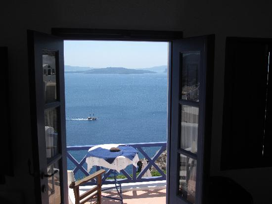 Ifestio Villas: The view from our villa