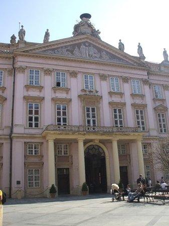 Primates' Palace (Primacialny palac)
