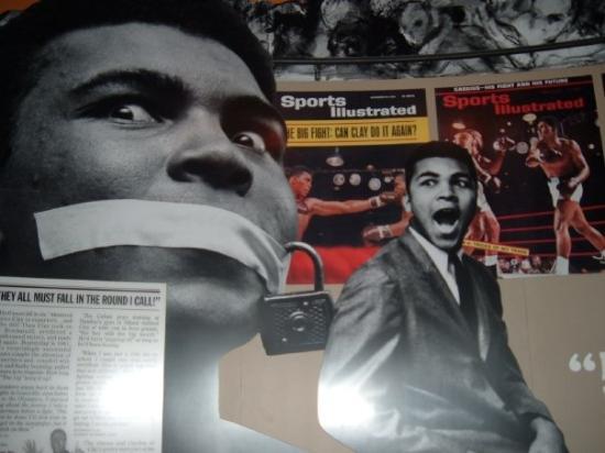ลุยวิลล์, เคนตั๊กกี้: Muhammad Ali Centre, Louisville