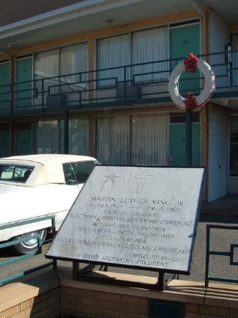 National Civil Rights Museum - Lorraine Motel: Lorraine Hotel, Memphis
