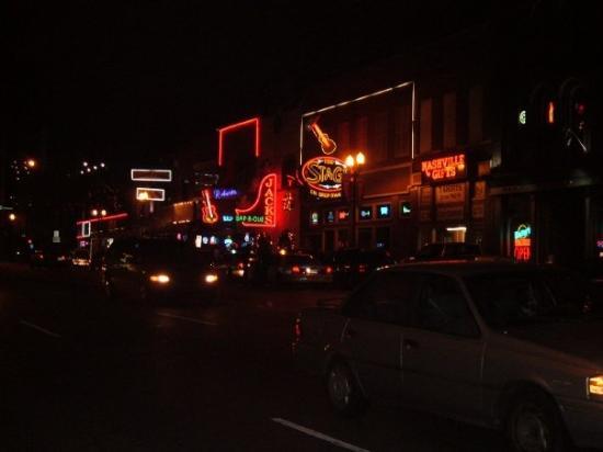 Beale Street: Beale St, Memphis