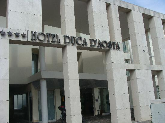 Duca D'Aosta: booked style hotel ended here