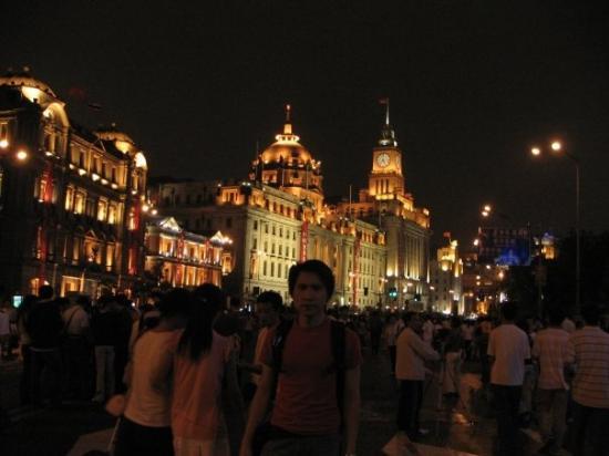 ทางเรียบแม่น้ำ: Shanghai