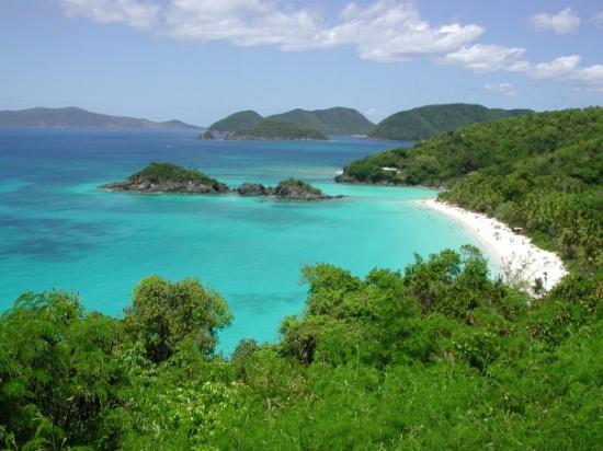 เซนต์จอห์น: St. John Virgin Islands