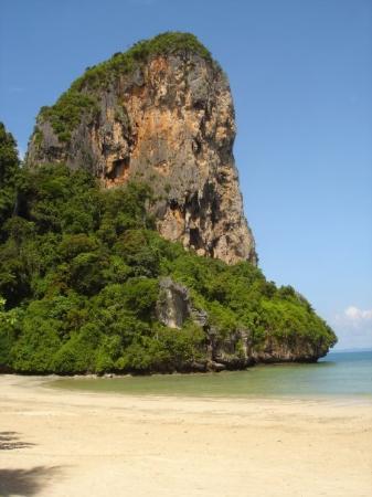 หาดไร่เล: Railay West