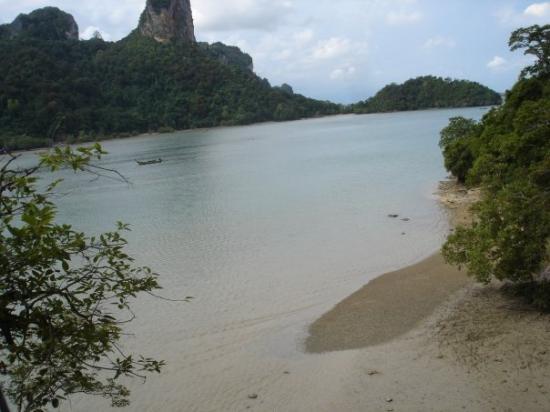 หาดไร่เล: The view from 23 metres