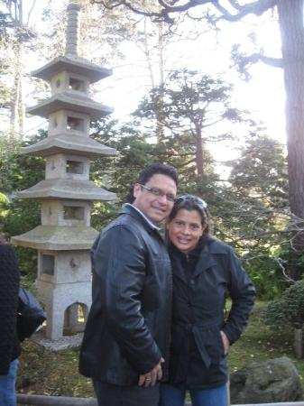 Japanese Tea Garden ภาพถ่าย