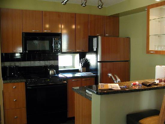 WorldMark The Canadian: Kitchen in 1 bedroom unit