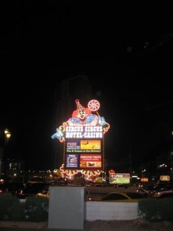 โรงแรมเซอร์คัส เซอร์คัน ลาสเวกัส: Circus Circus 31st floor is where I stayed!