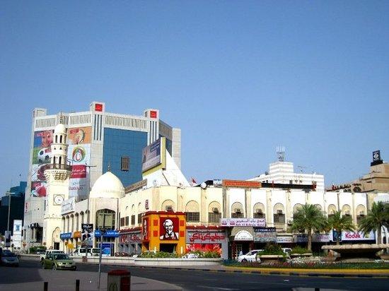 Manama, Bahrain: 真係似祖國wo...