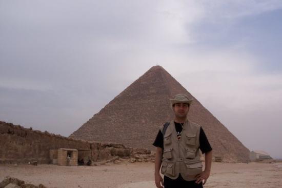 พีระมิดคูฟู: En egipto