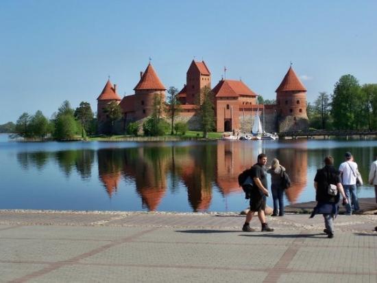 Hrad Trakai