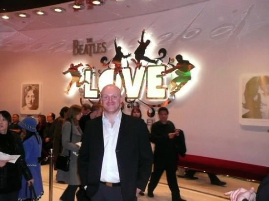 The Beatles - Love - Cirque du Soleil ภาพถ่าย