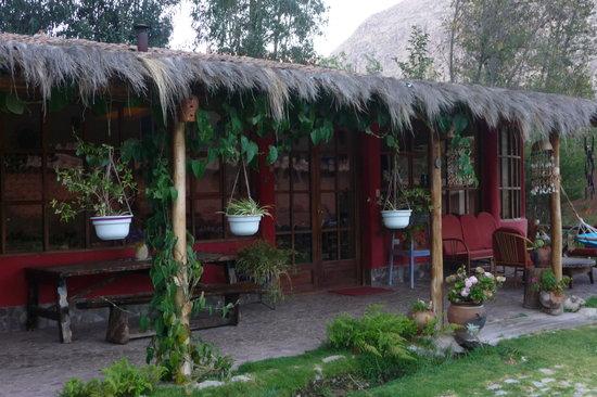 Hatun Wasi Urubamba: Dining hall