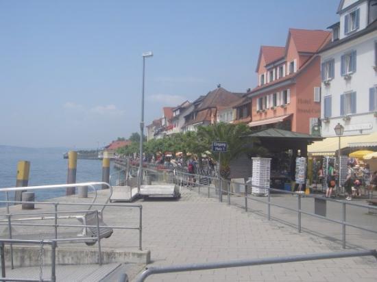 Meersburg (Bodensee), เยอรมนี: Meersburg, Baden-Wurttenberg - Germany